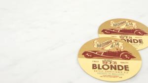 personalised cardboard beer coasters