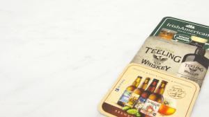 personalised beer mats